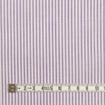 コットン×ストライプ(ラベンダー)×ローン サムネイル4
