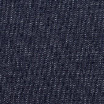 コットン&ポリウレタン×無地(インディゴ)×デニムストレッチ(7.5oz)