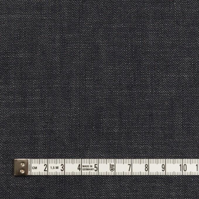 コットン×無地(インディゴ)×デニム(8.5oz) イメージ4