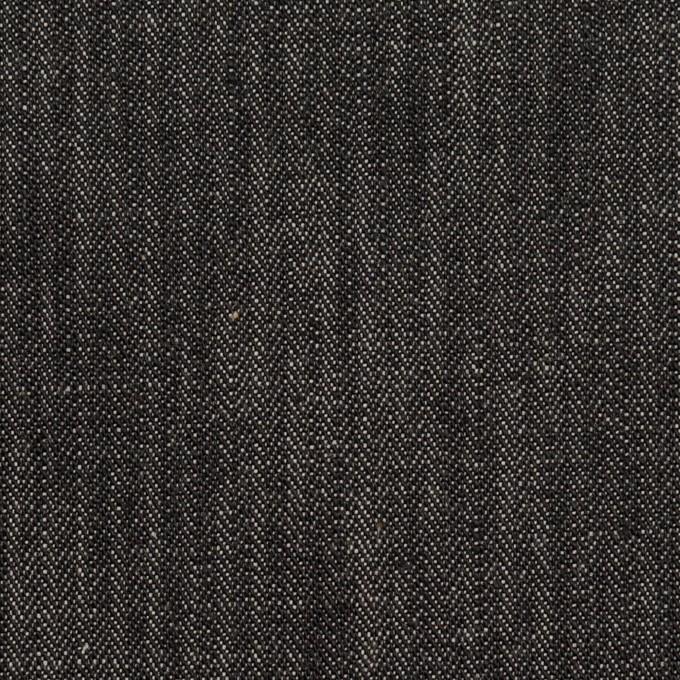 コットン×無地(インディゴ)×ヘリンボーン・デニム(11oz) イメージ1