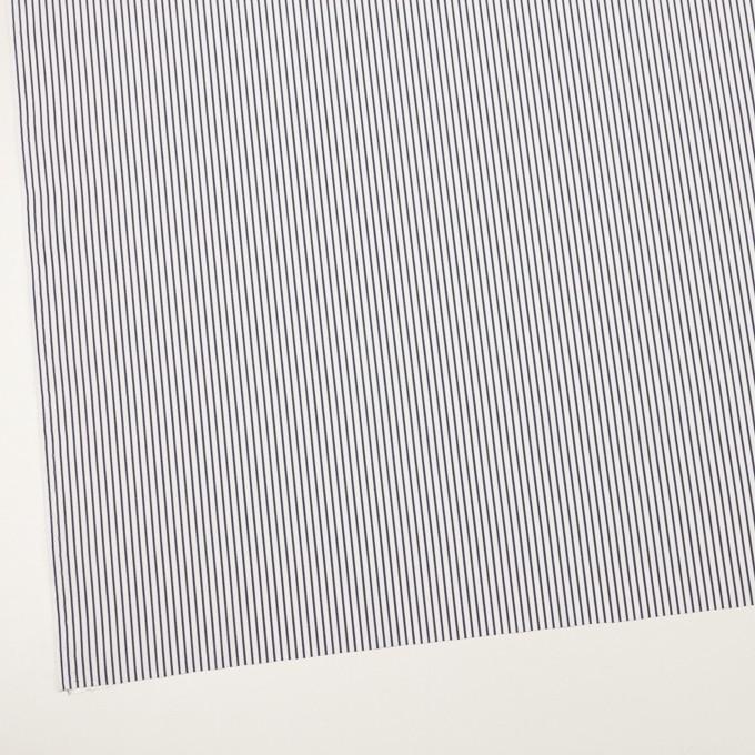 コットン×ストライプ(ネイビー)×ブロード_全2色 イメージ2