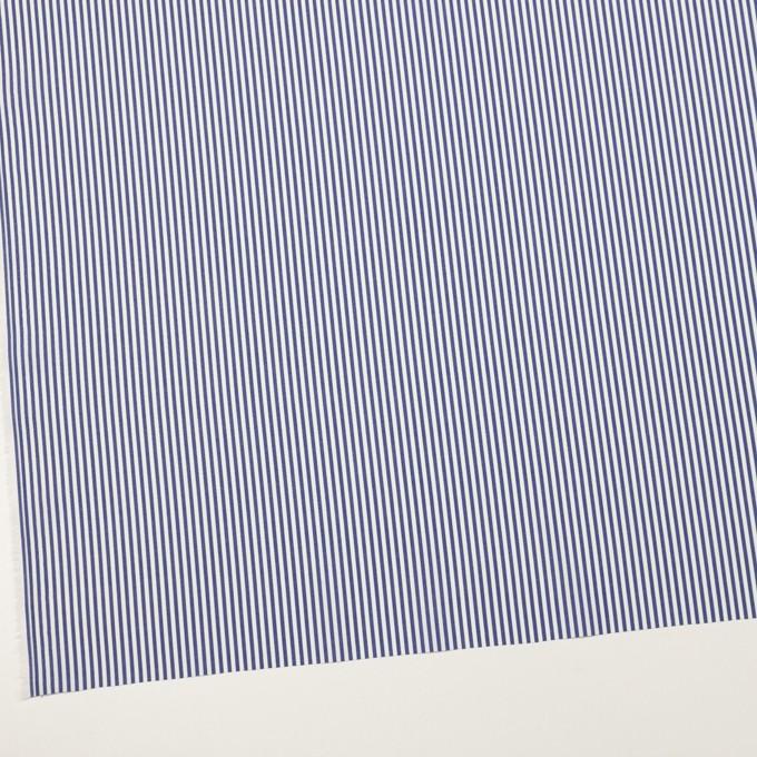 コットン×ストライプ(ブルー)×ローン_全2色 イメージ2