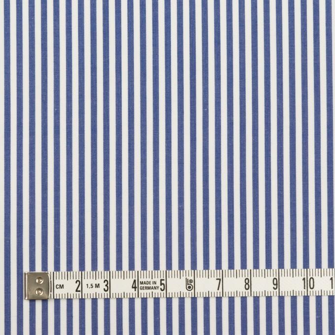 コットン×ストライプ(ブルー)×ローン_全2色 イメージ4