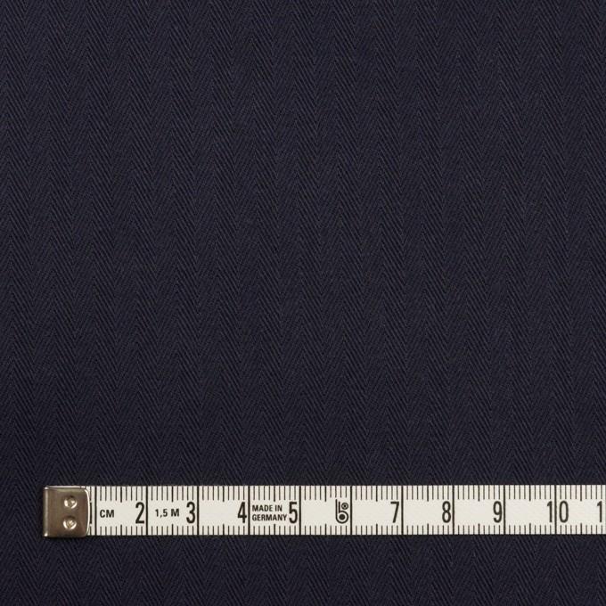 コットン×無地(グレープ)×ヘリンボーン イメージ4