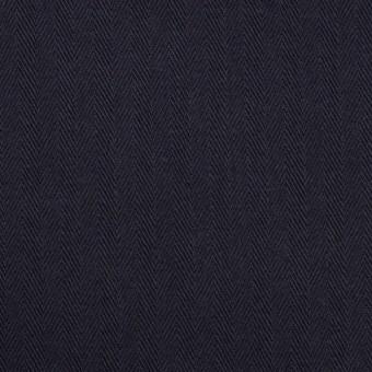 コットン×無地(グレープ)×ヘリンボーン