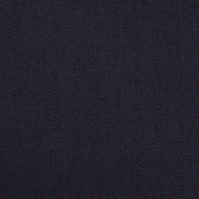 コットン×無地(グレープ)×ヘリンボーン イメージ1