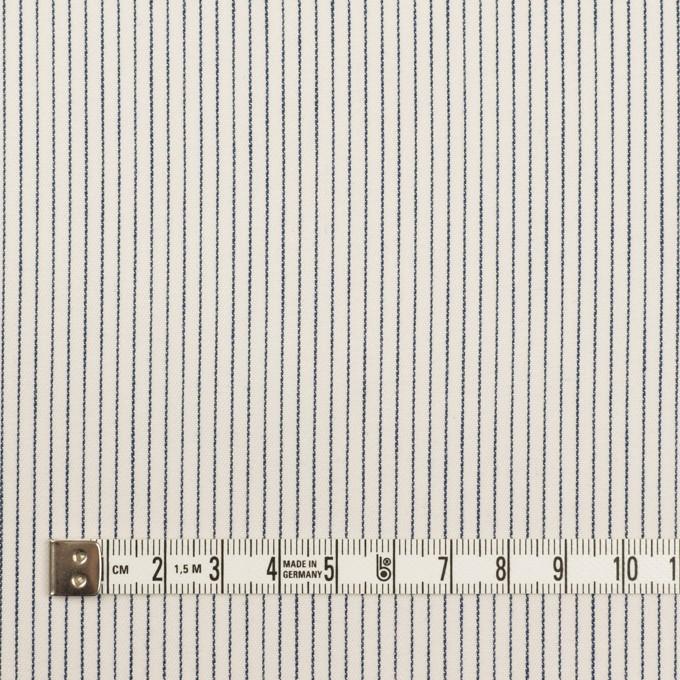 コットン×ストライプ(バニラ&ネイビー)×サテン イメージ4
