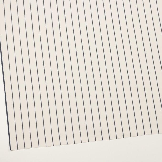 コットン×ストライプ(バニラ&ネイビー)×ブロード イメージ2