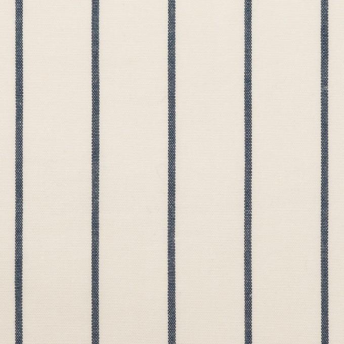 コットン×ストライプ(バニラ&ネイビー)×ブロード イメージ1