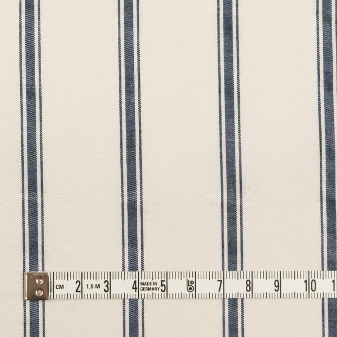 コットン×ストライプ(バニラ&ネイビー)×ブロード イメージ4