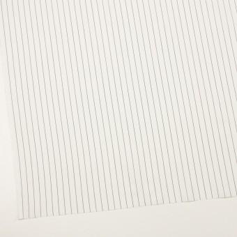 コットン×ストライプ(ホワイト)×ローン サムネイル2