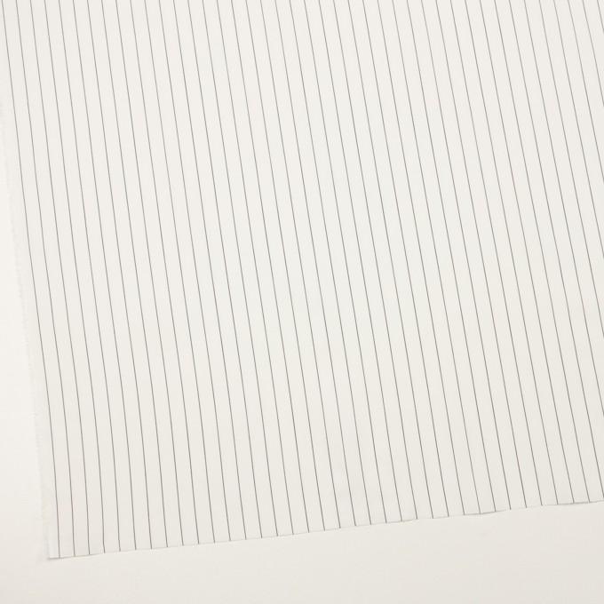 コットン×ストライプ(ホワイト)×ローン イメージ2