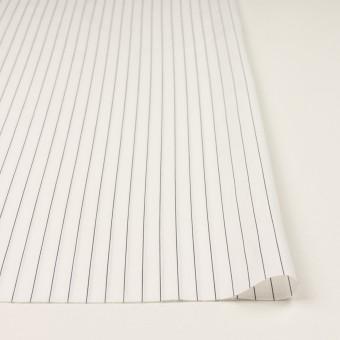 コットン×ストライプ(ホワイト)×ローン サムネイル3