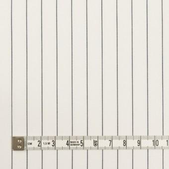 コットン×ストライプ(ホワイト)×ローン サムネイル4