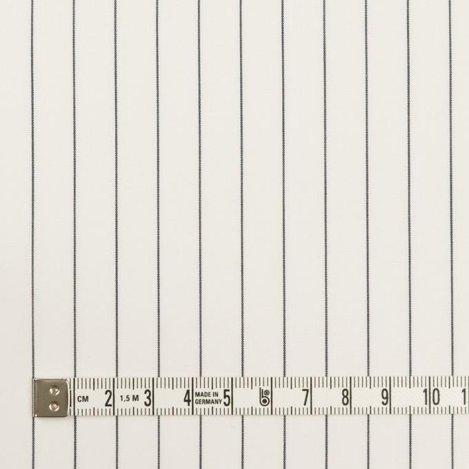 コットン×ストライプ(ホワイト)×ローン イメージ4
