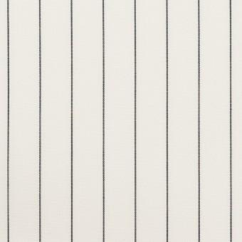 コットン×ストライプ(ホワイト)×ローン サムネイル1