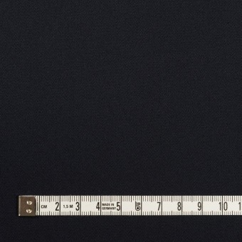 コットン×無地(ダークネイビー)×チノクロス サムネイル4