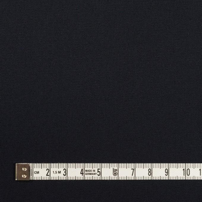 コットン×無地(ダークネイビー)×チノクロス イメージ4
