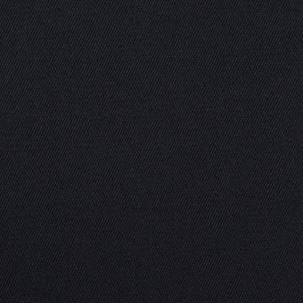 コットン×無地(ダークネイビー)×チノクロス