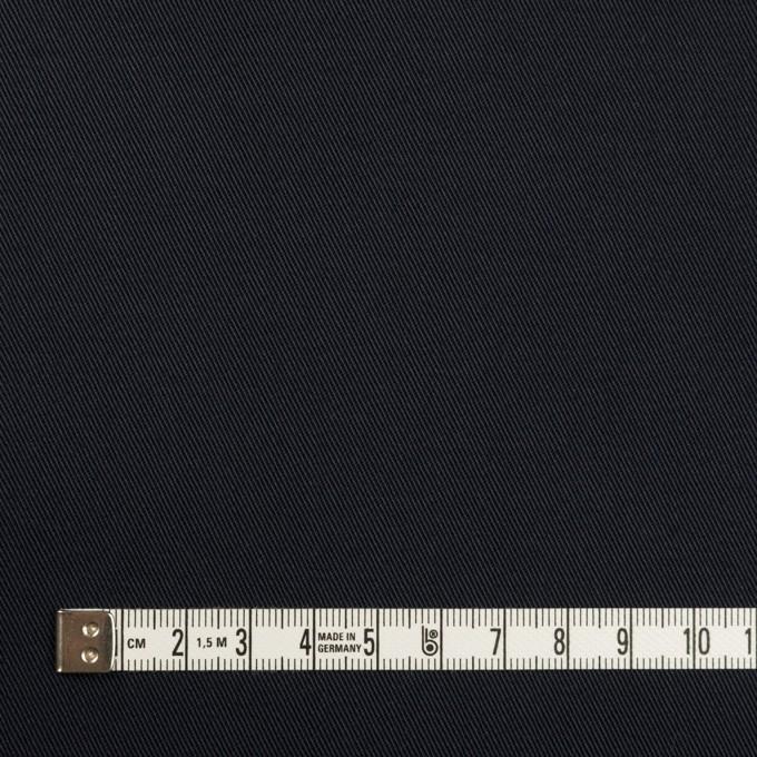 コットン×無地(ネイビー)×チノクロス イメージ4