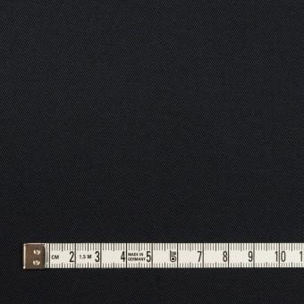 コットン&ポリウレタン×無地(ダークネイビー)×チノクロス・ストレッチ サムネイル4