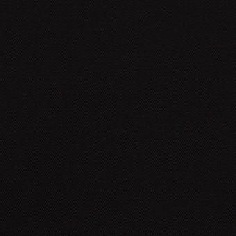 コットン×無地(ブラック)×ギャバジン サムネイル1