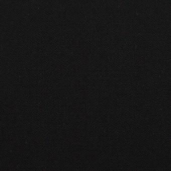 コットン×無地(ブラック)×チノクロス サムネイル1
