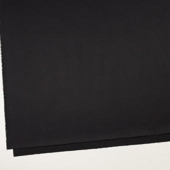 コットン&ポリエステル×無地(ブラック)×チノクロス サムネイル2