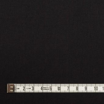 コットン&ポリエステル×無地(ブラック)×チノクロス サムネイル4