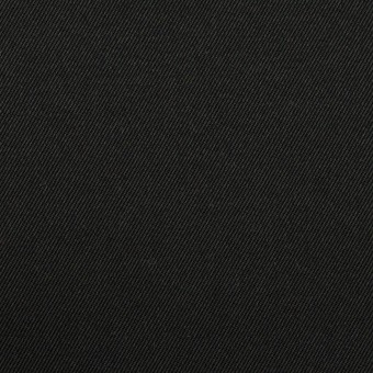 コットン×無地(チャコールブラック)×チノクロス サムネイル1