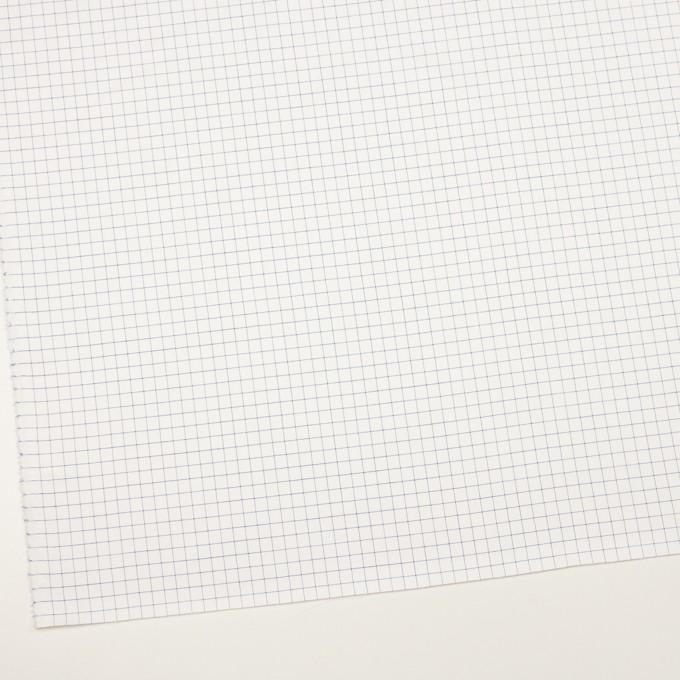 コットン×チェック(ラベンダーブルー)×サージ_全2色 イメージ2