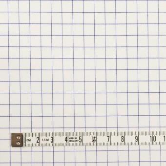コットン×チェック(ラベンダーブルー)×サージ_全2色 サムネイル4