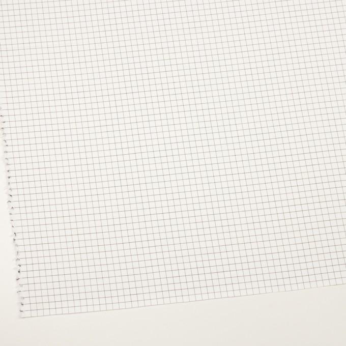 コットン×チェック(ブラック)×サージ_全2色 イメージ2