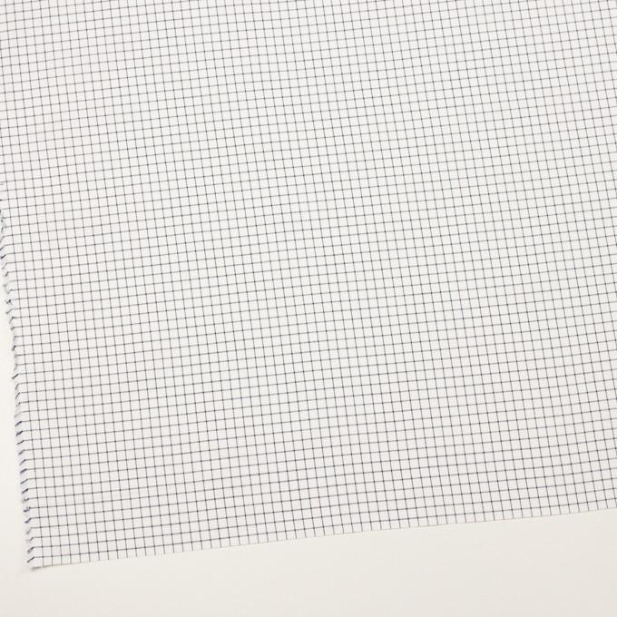 コットン×チェック(ネイビー)×オックスフォード イメージ2