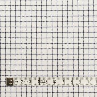 コットン×チェック(ネイビー)×オックスフォード サムネイル4
