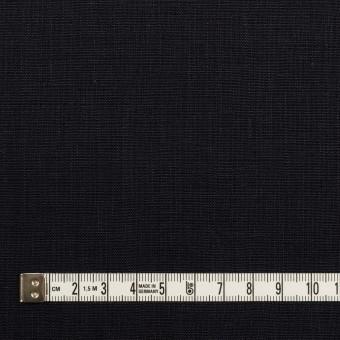 リネン×無地(ダークネイビー)×薄キャンバス_全2色 サムネイル4