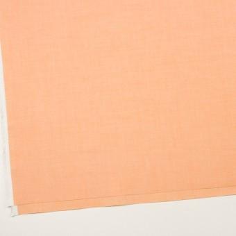 コットン×無地(オレンジ)×オックスフォード サムネイル2