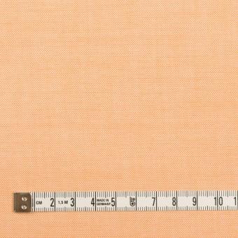 コットン×無地(オレンジ)×オックスフォード サムネイル4