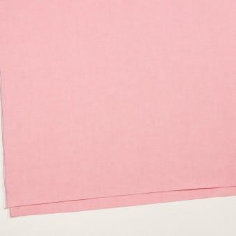 コットン×無地(ピンク)×セルビッチ・オックスフォード サムネイル2