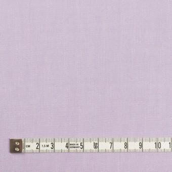 コットン×無地(ラベンダー)×薄オックスフォード サムネイル4