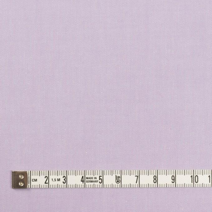 コットン×無地(ラベンダー)×薄オックスフォード イメージ4