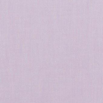コットン×無地(ラベンダー)×薄オックスフォード