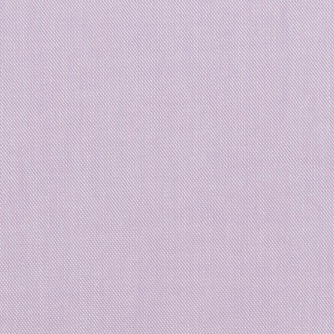 コットン×無地(ラベンダー)×薄オックスフォード イメージ1