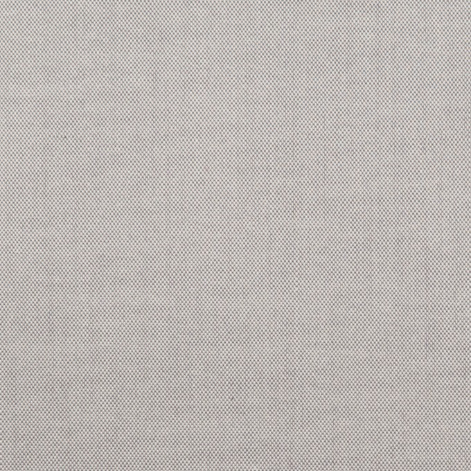 コットン×無地(アッシュグレー)×薄オックスフォード イメージ1