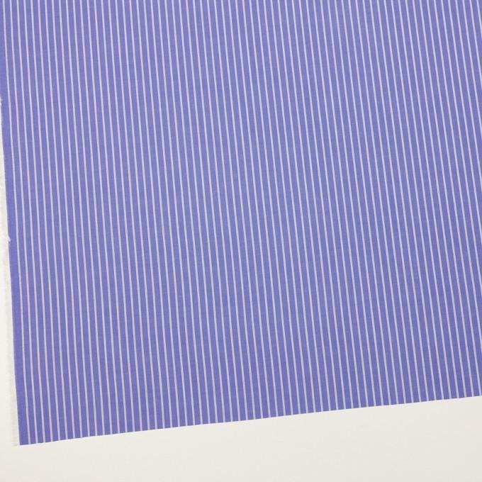 コットン×ストライプ(ラベンダーブルー)×ローン イメージ2