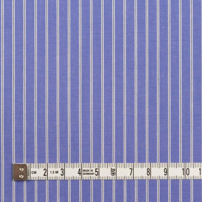 コットン×ストライプ(ラベンダーブルー)×ローン イメージ4