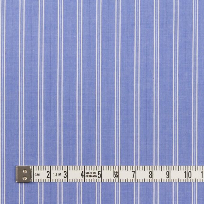 コットン×ストライプ(ヒヤシンスブルー)×ローン イメージ4