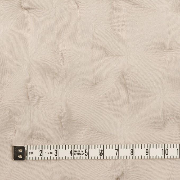 コットン×幾何学模様(グレイッシュベージュ)×ジャガードニット_全3色 イメージ4