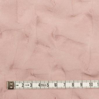 コットン×幾何学模様(ピンクベージュ)×ジャガードニット_全3色 サムネイル4