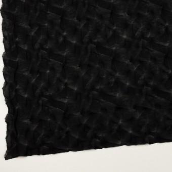 コットン×幾何学模様(ブラック)×ジャガードニット_全3色 サムネイル2
